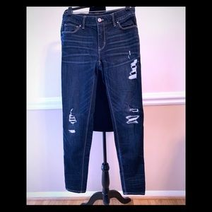White House Black Market Jeans - WHBM Skinny jeans-size 4R